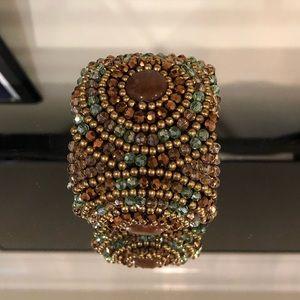 Jewelry - Beaded cuff